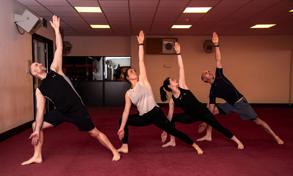 Yoga and the Five Great Elements - Is There a Link? - MAYI